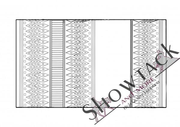 Custom Made Blanket Muster 12