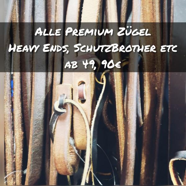 Zügel Premium Heavy Ends