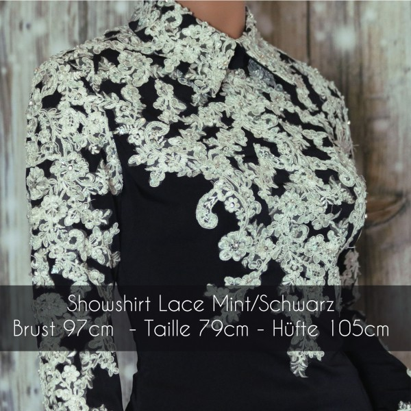 Showshirt Lace Mint