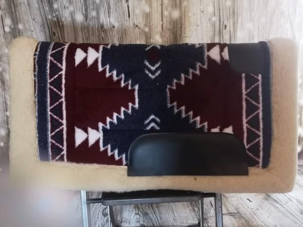 Western Pad Pure Wool