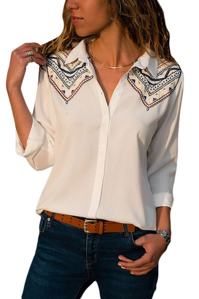 Cowgirl Bluse