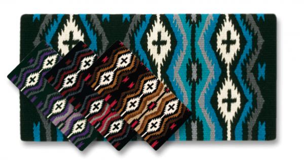 Mayatex Blanket Las Cruces Showtack Set