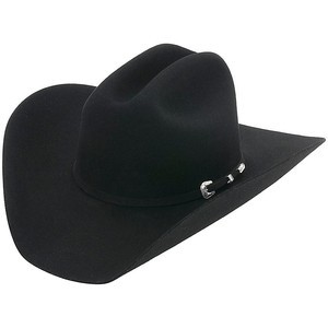 Western Showhut Rodeo King 3X Black