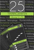 25 Trainingskarten Set 3