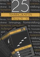 25 Trainingskarten Set 2