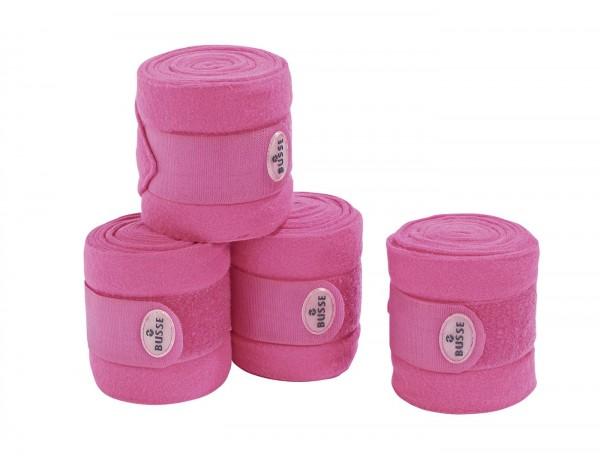 Fleece Bandagen Pink