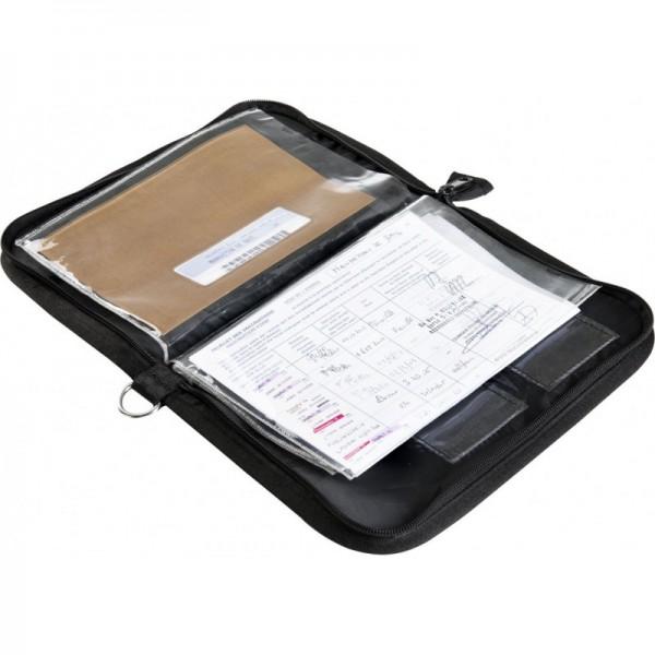 Dokumenten Mappe / Equidenpass Tasche