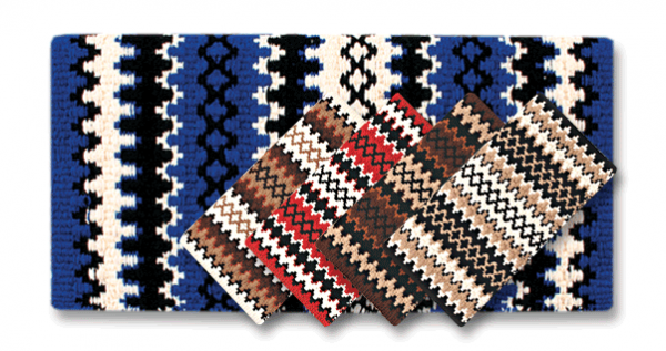 Mayatex Blanket Arroyo Seco Showtack set