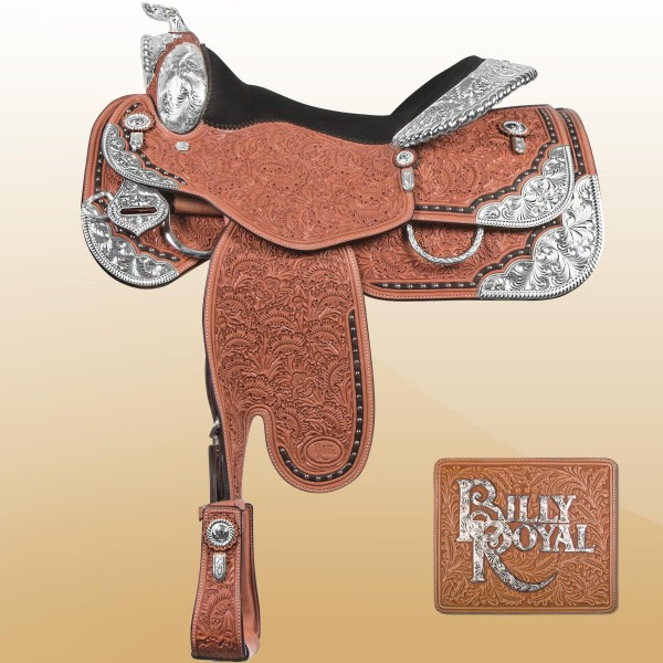 Billy Royal® Buckeye Classic Show Saddle