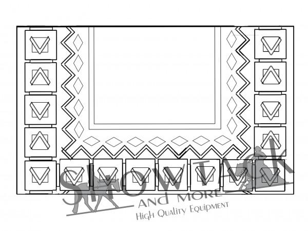 Custom Made Blanket Muster 15