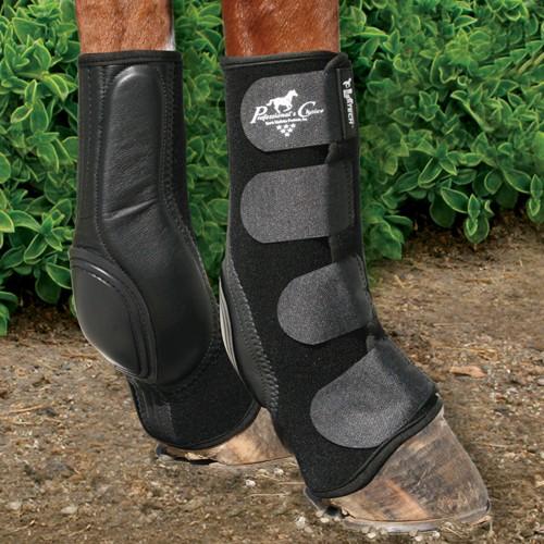 Skid Boots Prof Choice Showtack Schwarz
