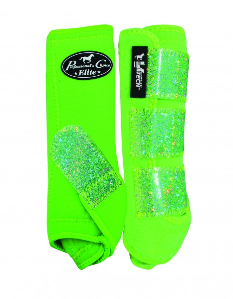 Glitter Prof Choice Lime L