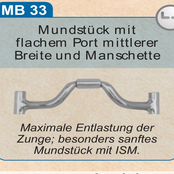 Myler Bit MS33 / MB33 Level 3