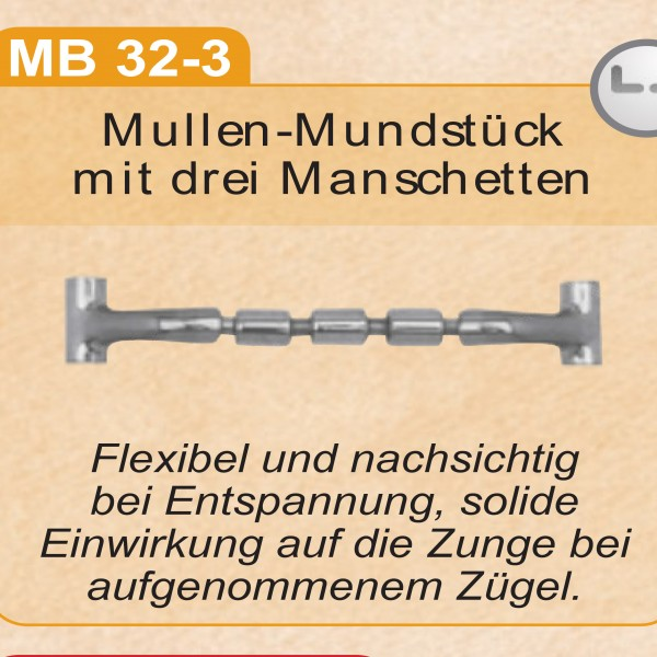 Myler Bit MS32-3 / MB32-3 Level 2