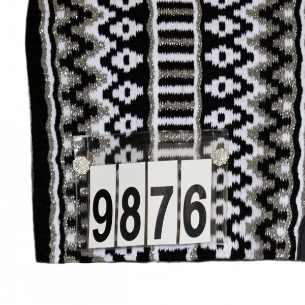 Nummern Tasche Blankets
