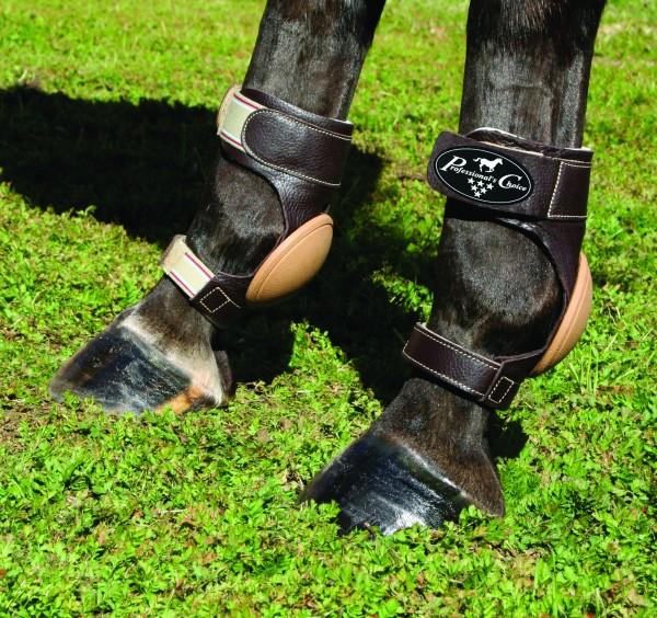 Skid Boots Leder